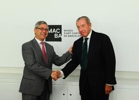 La Fundación AXA y la Fundación MACBA renuevan el convenio de colaboración
