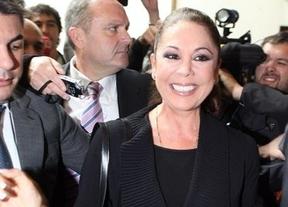 Isabel Pantoja ingresó en efectivo sólo en 2003 más que los seis años anteriores