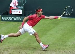 Wimbledon 2012: Nadal sigue preparándose para el grand slam con victoria en Halle
