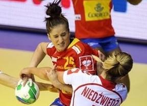 Las 'guerreras' se desmoronan ante Rumanía y se alejan de las semifinales