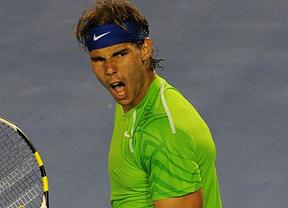 Nadal y Marc López se meten en la final del torneo de dobles