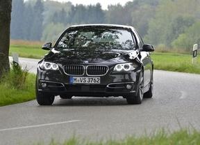 BMW amplía la serie 5 con una berlina y un familiar