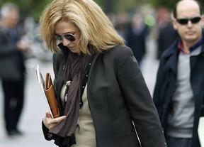 Una abogada, segunda imputada por la grabación de la infanta Cristina ante el juez