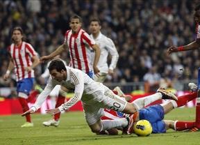 El Madrid aprovecha su superioridad ante el Atlético (4-1)