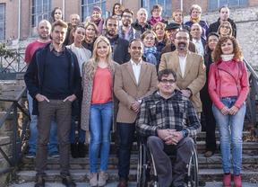 Daniel Jiménez (PSOE) presenta la 'candidatura del cambio sensato' para Guadalajara