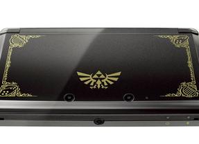 Nintendo 3DS se pone guapa por el aniversario de Zelda