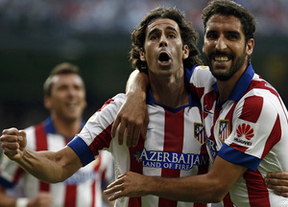 Nueva pifia madridista ante un serio Atlético que le tiene cogido el tranquillo al Madrid (1-2)