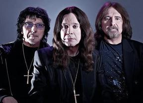 Los míticos Black Sabbath vuelven a la carga sin supersticiones: '13' será su nuevo disco