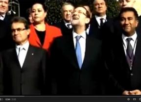 Las Juventudes Socialistas retratan al más 'contradictorio' y 'peregrino' Rajoy
