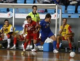 Sorpresa en Lugo, el Pozo Murcia no consigue los tres puntos (5-5)