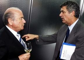 Arrestados en Suiza por corrupción varios altos cargos de la FIFA entre los que no figura Villar