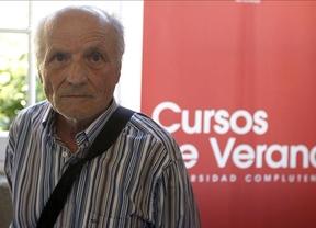 El pintor castellano-manchego Antonio López apoya a 'Recortes Cero', el movimiento ciudadano que concurre a las Europeas
