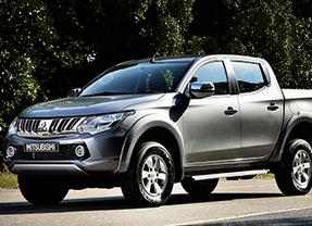Mitsubishi presentará en el Salón de Ginebra el nuevo L200