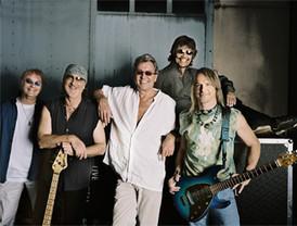 Deep Purple en Ecuador