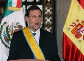 Rajoy, desde América, 'viva el rey': el presidente se deshace en elogios con don Juan Carlos