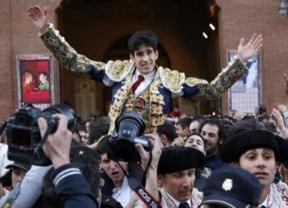 Puerta grande para López Simón: Madrid tiene un torero