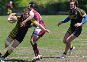 Rugby: el Quesos Entrepinares gana la Liga... en su fase regular a falta de los 'play offs'