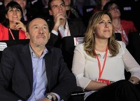 Susana Díaz se convertirá el sábado en la primera mujer en acceder a la Secretaría General del PSOE-A