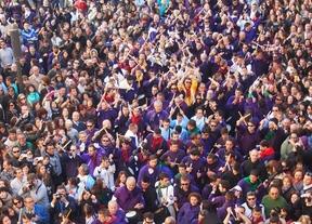 Más de 3.000 turbos participaron de madrugada en la procesión Camino del Calvario de Cuenca