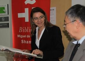 Cospedal participa en el IV Foro de Alto Nivel de Partidos Políticos China-Europa