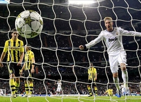 Ozil rescata el honor del Real Madrid, que casi cede ante el Borussia Dortmund (2-2)