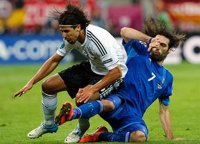 Eurocopa. Alemania acaba con Grecia... también en el fútbol (4-2)