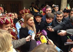 Cospedal: 'La entrevista de Rajoy satisfizo a la mayoría de los españoles'