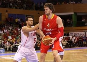 Partido fácil para la ÑBA: 95-56 a Túnez y a seguir preparando los Juegos