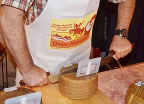 La exportaciones de queso manchego aumentaron un 32% en 2013