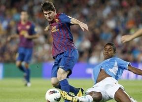 Con viejo césped pero sin excusas: el Barça quiere cerrar la eliminatoria ante el Osasuna en la ida