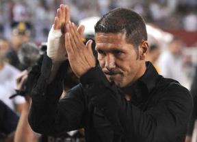 Simeone toma el mando para que el Atlético deje de ser el Pupas y con la incógnita de la continuidad de Reyes