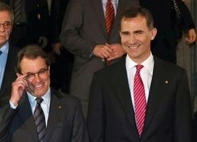 El Rey y Mas coinciden este jueves en Girona en la cena del V Foro Impulsa