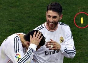 Un mecherazo casi gratis: sólo 600 euros de multa al Atlético por esta agresión a Ronaldo en el partido de Copa