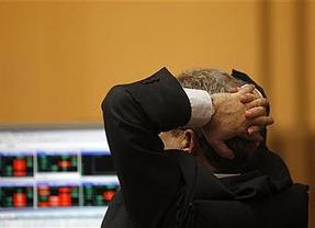El Ibex cae un 1,29% tras una jornada marcada por el rescate a Chipre