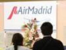 Piden no despedir a trabajadores ausentes por causa de Air Madrid