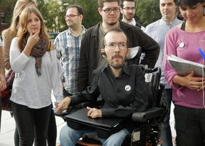 El equipo de Echenique sólo participará en las primarias de Podemos si Iglesias no presenta una lista completa