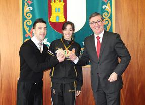 María Espinosa, la toledana de 'bronce' en el Campeonato de Europa Cadete de Kárate