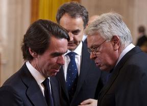 Aznar y los 'fondos reservados' de Felipe González