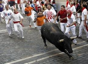 Pamplona dice basta a los corredores imprudentes en los encierros