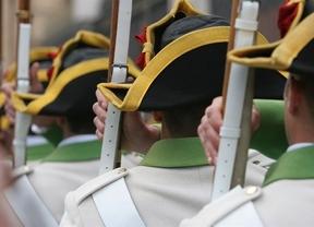El domingo, relevo de la guardia en el Museo del Ejército con la unidad más antigua del mundo occidental