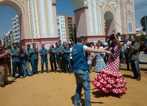 'Mira quién baila': Teresa Rodríguez se arranca por sevillanas para apoyar a los empleados de Telefónica