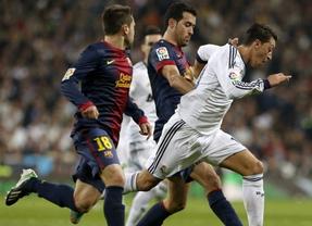 Semana futbolera a tope: Madrid y Barça disputan dos partidos del siglo, un copero y un liguero, en cuatro días