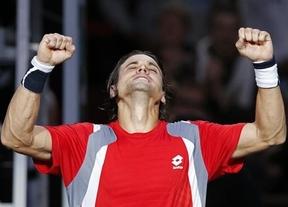 Más cerca de su sueño parisino: Ferrer liquida a Tsonga, buscará la final ante Llodra