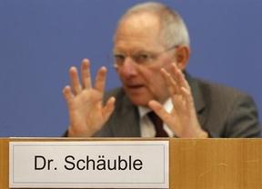 Schäuble, ministro de Finanzas alemán: