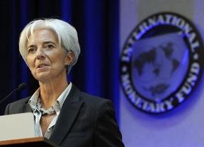 Lagarde apuesta por dar algo de 'ventaja' a España en la carrera antidéficit