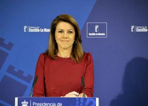 Cospedal presenta este lunes en Londres la política económica de Castilla-La Mancha