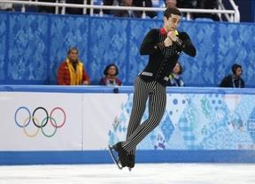 Se aleja el sueño de la tercera medalla en unos JJOO de Invierno: Javier Fernández, cuarto