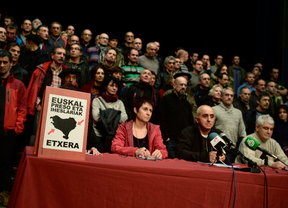 Los ex presos de ETA exponen sus condiciones: el 'derecho a decidir vasco' y excarcelaciones de forma 'escalonada'