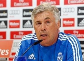 Ancelotti reconoce el mal juego del Madrid pero dice que va