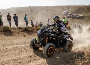 'El Caballero Negro' se prepara para el Dakar: